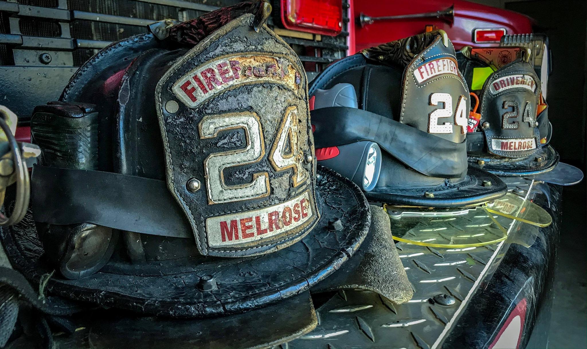 MELROSE FIRE DEPARTMENT